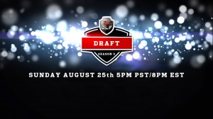 2K Online Franchise - Season 3 draft will be this Sunday at 5PM pacific 8PM eastern. You can catch the draft live here or on 2K OLF's twitch.tv channel.