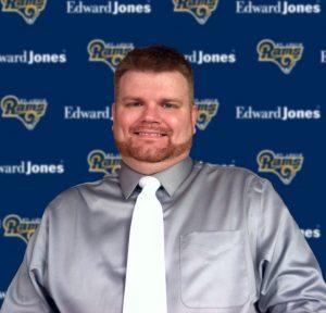 St. Louis Rams  new head coach Chuck Davis.