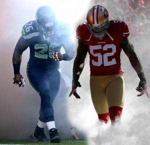 The Seahawks host the 49ers in week 2's Game of the Week.