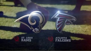 The Falcons lit up the Rams secondary in Week 2 of Season 4
