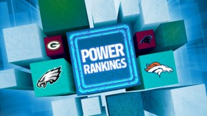 Power Rankings are back for Season 4.
