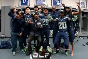 Seattle Seahawks - Season 4 NFC West Champions