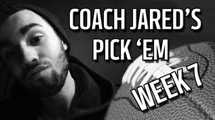 Eagles head coach Jared McDonald gives us his week 7 picks