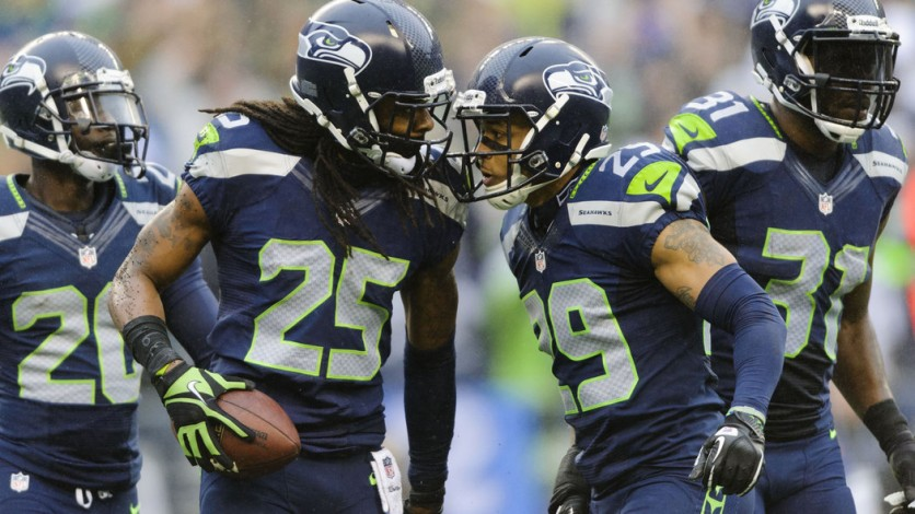 Seahawks defense dominated the 49ers to take back 1st place in the NFC West.