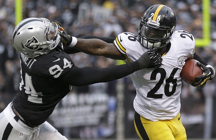 The Raiders and Steelers meet in the divisional round for the second time in 3 seasons.