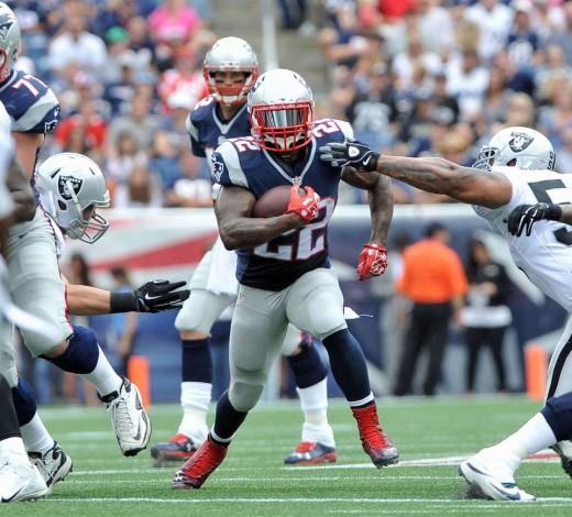 Patriots took care of the Raiders earlier in the season in week 3.