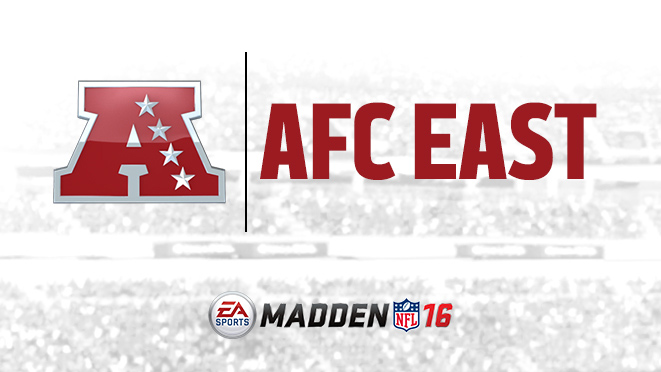 AFC East Team Ratings