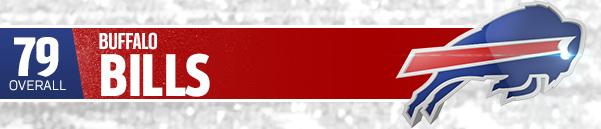 BUFFALO BILLS (TEAM 79 OVR)