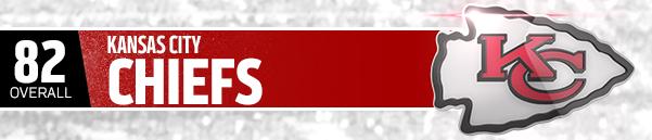 KANSAS CITY CHIEFS (TEAM 82 OVR)