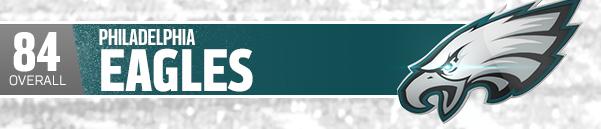 PHILADELPHIA EAGLES (TEAM 84 OVR)
