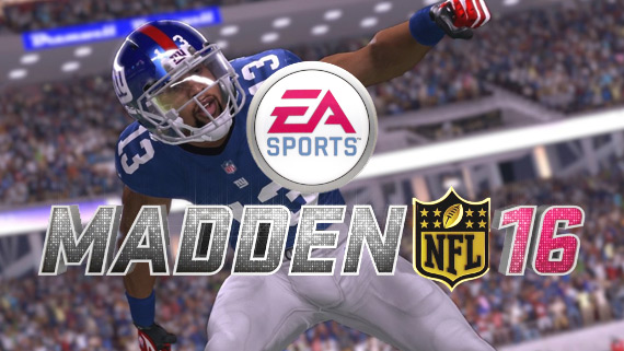 The second patch for Madden NFL 16 is out today.