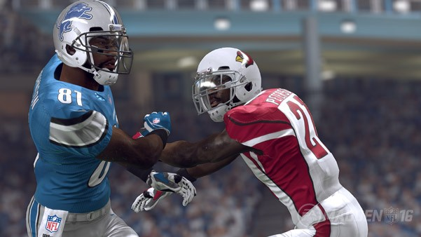 Madden NFL 16 Tuning Update Arrives, Tunes Risk/Reward Factor in WR/DB Interaction.
