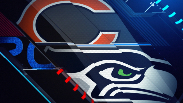 The Seattle Seahwks finally get a win against the Chicago Bears.