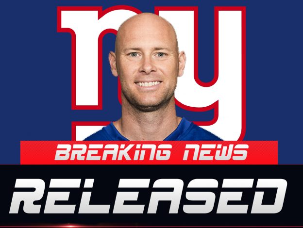 Josh Brown was released by the Giants last week due to poor play and off field issues.