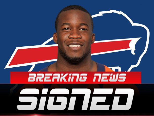 Bills land free agent running back Ronnie Hillman.