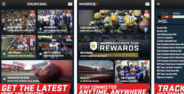 Mobile companion app finally available for Madden NFL 17