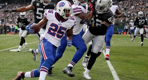 Raiders get rematch versus Bills