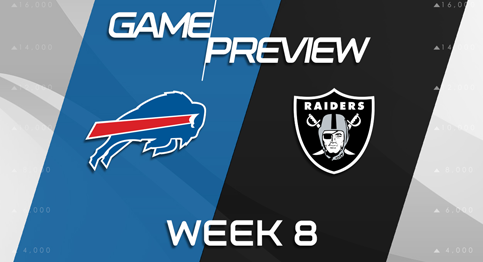 GAME OF THE WEEK: Bills travel to California to take on the Raiders