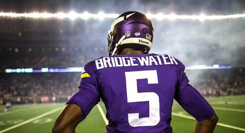 Vikings trade Bridgewater to 49ers