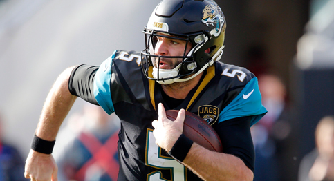 Jaguars working on new deal for Bortles?
